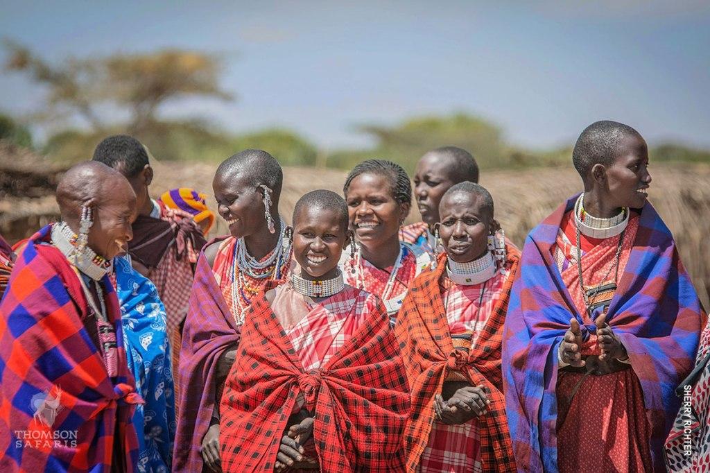 Ao Encontro dos Maasai
